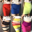 Бандажные юбки