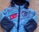 Курточка утепленная весна-осень