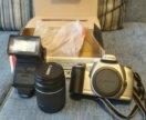 фотоаппарат canon eos3000N kit