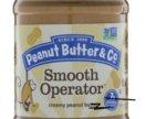 Peanut Butter & Co Арахисовая паста натуральная
