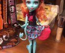 Лорна МакНесси КУКЛА Monster High