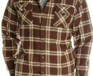 Рубашка куртка на меху WRANGLER L,XL