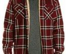 Рубашка куртка на меху WRANGLER рр.M,L