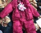 Зимний костюм детский moncler