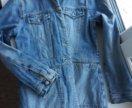 Джинсовая куртка Esprit парка 42-44-46