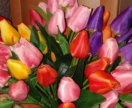 Цветочки на Пасху