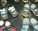 Детская обувь. Пакет