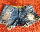 Шорты джинса