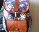 Рюкзак новый.