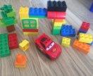 Lego duplo тачки