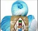 Пряжа для вязания Ализе Белла Батик