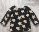 Пальто для девочки 5-6 лет, одето 2 раза, в идеале