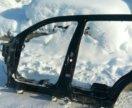 Порог левый Toyota Land Cruiser 200
