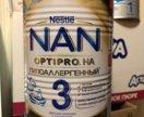 Нан оптипро гипоаллергенный 3 (400гр) Nan optipro