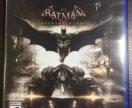 Batman Arkham night PS4 б/у
