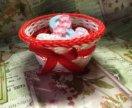 Сувенирное мыло на 8 марта