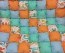 Бом бон одеялко