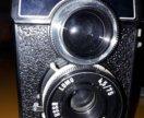 Фотоаппарат Любитель 166 СССР