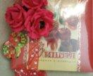Конфеты+розы из конфет