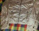 Куртка-ветряк женская