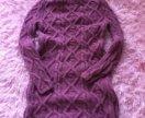 Вязаное платье,ручной работы