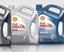 Моторное масло Shell Helix