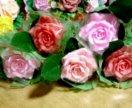 Мыло Роза
