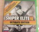 Лицензионная игра Sniper elite 3