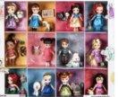 Набор мини куколок Disney
