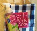 Мыло-пенка bath and body works