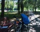 Прогулочная коляска Bebetto Nico