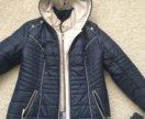 Куртка осень- весна- тёплая зима