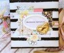 """Mini-Album """"Simple flowers """""""