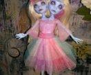 Кукла на основе монстер хай