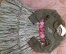 Платье нарядное (на 4 -5 лет).