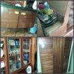 остатки стройматериалов и мебели после ремонта
