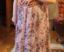 Платье в пол для беремменных