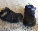 Весенние ботинки 22 размер