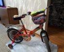 Велосипед детский Маквин от 4 лет