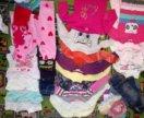 Пакет одежды для девочки от 98