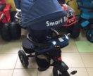 Велосипед 3-х колёсный Smart Baby