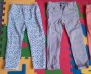 Джинсы, шорты, джегинсы 86-92