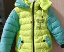 Куртка для девочки 2-3 года