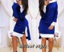 Комплект (платье+туника) новый