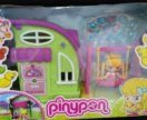 набор Pinypon Домик + кукла