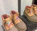 Ботинки резиновые Crocs