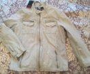 Новая кожаная куртка (натуральная кожа)