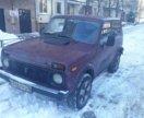 ВАЗ (Lada) 4x4, 2000