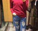 Стильные mom джинсы