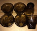 Набор стаканов люминарк